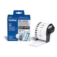 BROTHER NASTRO DI CARTA BIANCA DK-22223 lunghezza continua (50mm X 30m)