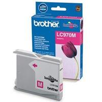 BROTHER CARTUCCIA LC970M MAGENTA 11ML/300pg ORIGINALE