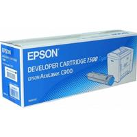 EPSON ALC900 S050157 DEVELOPER CIANO 1.5K ORIGINALE