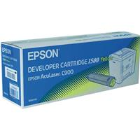 EPSON ALC900 S050155 DEVELOPER GIALLO 1.5K ORIGINALE