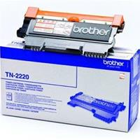 BROTHER TONER TN-2220 NERO 2.6k ORIGINALE