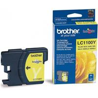 BROTHER CARTUCCIA LC1100Y GIALLO 5.5ML ORIGINALE