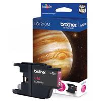 BROTHER CARTUCCIA LC1240M MAGENTA 600pg ORIGINALE