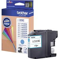 BROTHER CARTUCCIA LC223C CIANO 5.9ML/550pg ORIGINALE