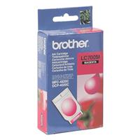 BROTHER CARTUCCIA LC700M MAGENTA 400pg ORIGINALE