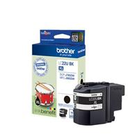 BROTHER CARTUCCIA LC22UBK NERO 2.4K ORIGINALE