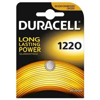 BATTERIA 1220 LITIO DURACELL (DL1220 / CR1220 - 1ba) 3V