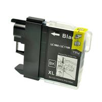 BROTHER CARTUCCIA LC1100BK NERO 28ML COMPATIBILE