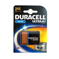 BATTERIA 245 LITIO DURACELL (2CR5 / DL245 - 1ba) 6V PHOTO