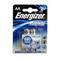 STILO AA LITIO ENERGIZER (MN1500 / LR06 - 2ba) 1.5V ULTIMATE LITHIUM
