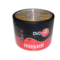 DVD-R 4.7GB 16x Shrink 50pz MAXELL