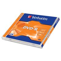 DVD-R 4.7GB 16x Jewel 1pz VERBATIM Azo