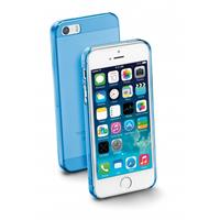CELLULARLINE BUMPER COVER APPLE IPHONE 5 ULTRASOTTILE ICE BLU