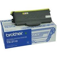 BROTHER TONER TN-2110 NERO 1.5K ORIGINALE