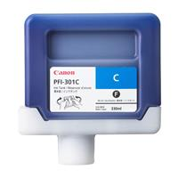 CANON CARTUCCIA PFI-301C CIANO 330ml ORIGINALE