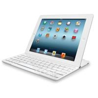 LOGITECH Tastiera ultrasottile per Apple iPad 3/4 White