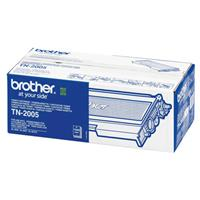 BROTHER TONER TN2005 NERO 1.5K ORIGINALE