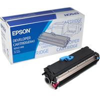 EPSON DEVELOPER S050166 NERO ORIGINALE EPL6200