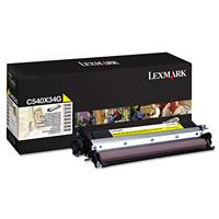 LEXMARK DEVELOPER Unit c540 c543 c544 c546 x543 x544 x546 GIALLO 30K ORIGINALE