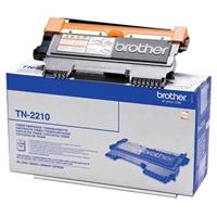 BROTHER TONER TN-2210 NERO 1.2k ORIGINALE
