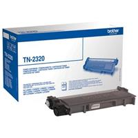 BROTHER TONER TN2320 NERO 2.6k ORIGINALE