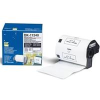 BROTHER ETICHETTE DK-11240 BARCODE BIANCO 102mm x 51mm x 600pz COMPATIBILE