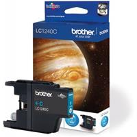 BROTHER CARTUCCIA LC1240C CIANO 600pg ORIGINALE