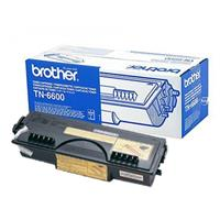 BROTHER TONER TN6600 NERO 6K ORIGINALE