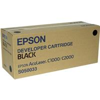 EPSON Developer S050033 NERO 6K ORIGINALE - C1000, C2000