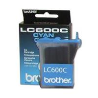 BROTHER CARTUCCIA LC600C CIANO ORIGINALE