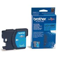 BROTHER CARTUCCIA LC1100C CIANO 5.5ML ORIGINALE