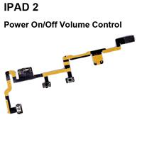 Power On Off Switch Mute Volume Button Cavo Flex COMPATIBILE per Apple iPad 2