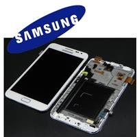 DISPLAY LCD ORIGINALE per GALAXY NOTE N7000 BIANCO 9712948B