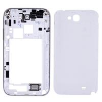 Chassis completo per Samsung Galaxy Note II / N7100 Bianco