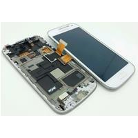 DISPLAY LCD Completo ORIGINALE per Galaxy S4 Mini Bianco 14766B