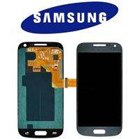 DISPLAY LCD + TOUCH ORIGINALE per GALAXY S5 MINI NERO GH9716147A