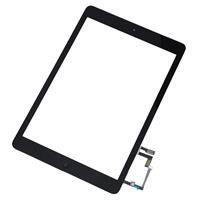 DISPLAY Touch (AAA+) + Telaio LCD + Pulsanti Home COMPATIBILE per Apple iPad Air 5 Nero