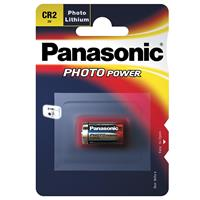 BATTERIA CR2 LITIO PANASONIC (DLCR2 - 1ba) 3V PHOTO