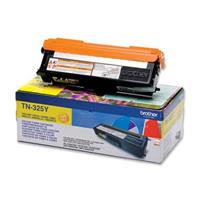 BROTHER TONER TN325Y GIALLO 3.5K ORIGINALE