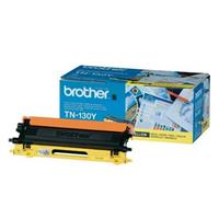 BROTHER TONER TN130Y GIALLO 1.5K ORIGINALE
