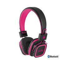 NGS Cuffie Stereo Bluetooth PINK