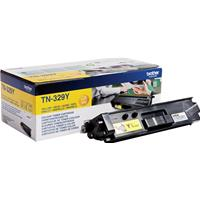 BROTHER TONER TN329Y GIALLO 3.5k ORIGINALE