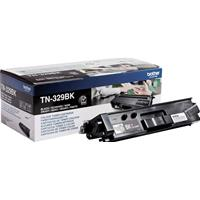 BROTHER TONER TN329BK NERO 6k ORIGINALE