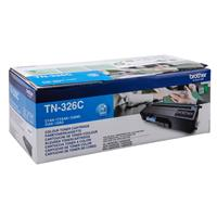 BROTHER TONER TN326C CIANO 3.5k ORIGINALE