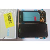 DISPLAY LCD ORIGINALE per Galaxy J3 2016 DS NERO SMJ320F GH9718414C