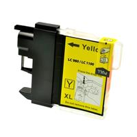 BROTHER CARTUCCIA LC1100Y GIALLO 18ML COMPATIBILE