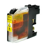 BROTHER CARTUCCIA LC125XLY GIALLO 16ML COMPATIBILE