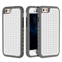 Cover Alta Protezione Armour per Apple iPhone 7 Plus Bianca
