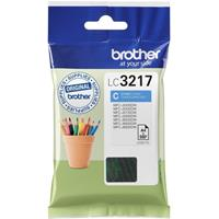 BROTHER CARTUCCIA LC3217C CIANO ORIGINALE