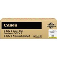 CANON DRUM C-EXV8 GIALLO 56K ORIGINALE
